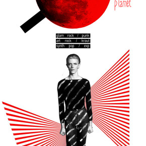 a new career on a new planet / ένας αποχαιρετισμός στον david bowie | Πέμπτη 21/01 | 21:00 | Αυτόνομο Στέκι