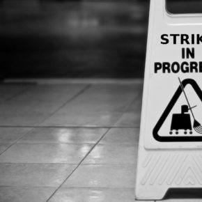 Πώς καθαρίζει η τάξη: Στοιχεία για τον αγώνα των εργολαβικών καθαριστριών της ΟΣΥ