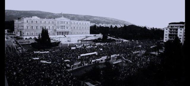 General Strike, Political Forms, Linking Struggles